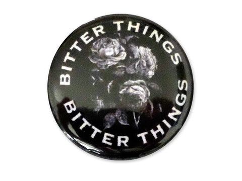 Hallow Collective - Bitter Things Pin Badge
