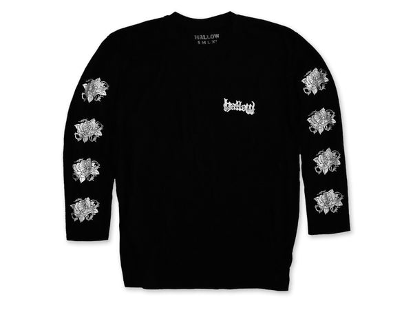 Hallow Collective - Caught Between Pleasure and the Phantom Pain Long Sleeve Front