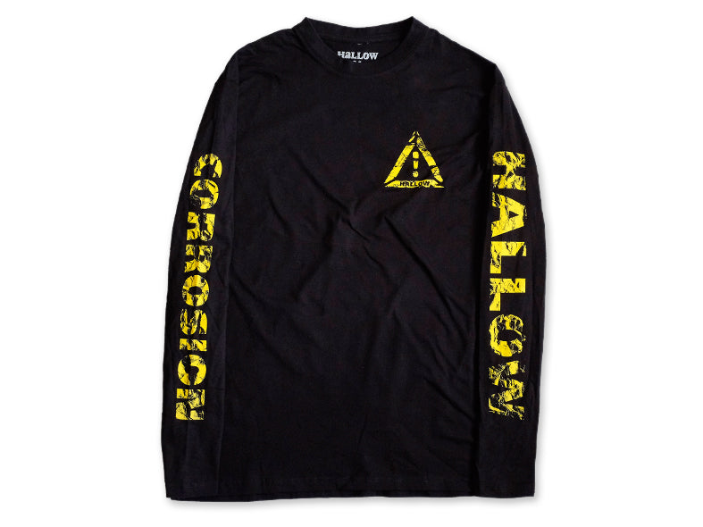 Hallow - Corrosion Long Sleeve Shirt Front