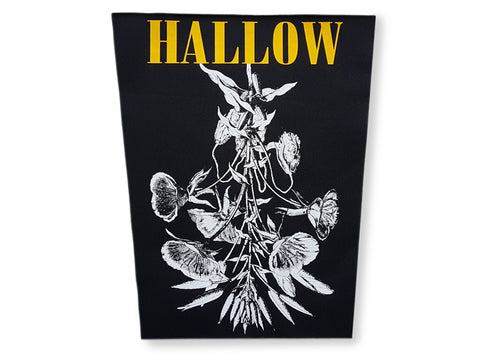 Hallow Collective - Dead Flowers Back Patch