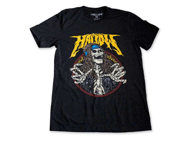 Hallow Collective - Metal Lover Tee Front