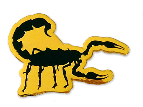 Hallow Collective - Scorpion Enamel Pin