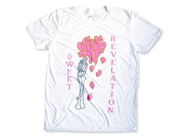 Hallow Collective - Sweet Revelation Tee Front