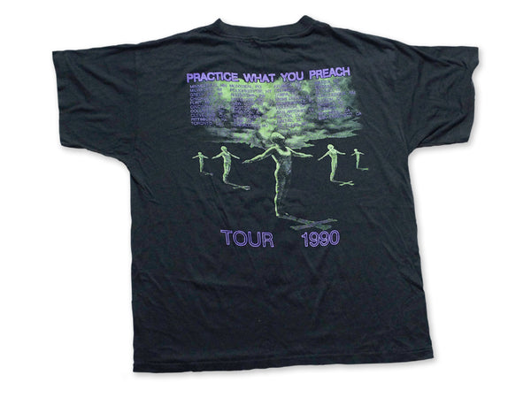 Testament - Envy Life Tee 1990 Back