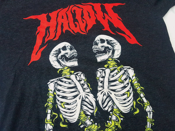 Hallow Collective - All Hallows' Tour Tee Front