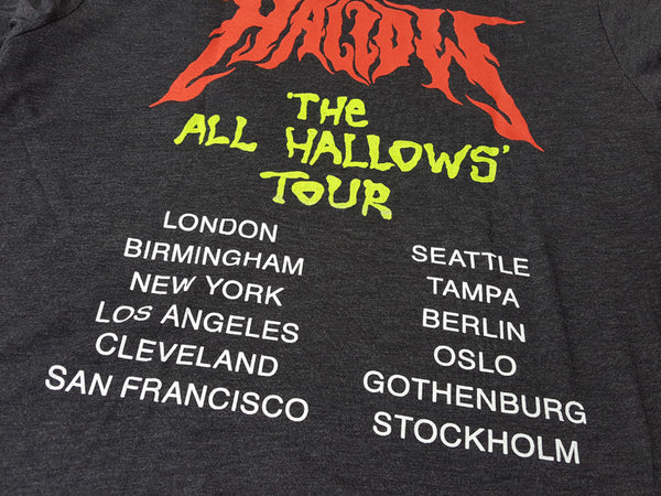 Hallow Collective - All Hallows' Tour Tee Back
