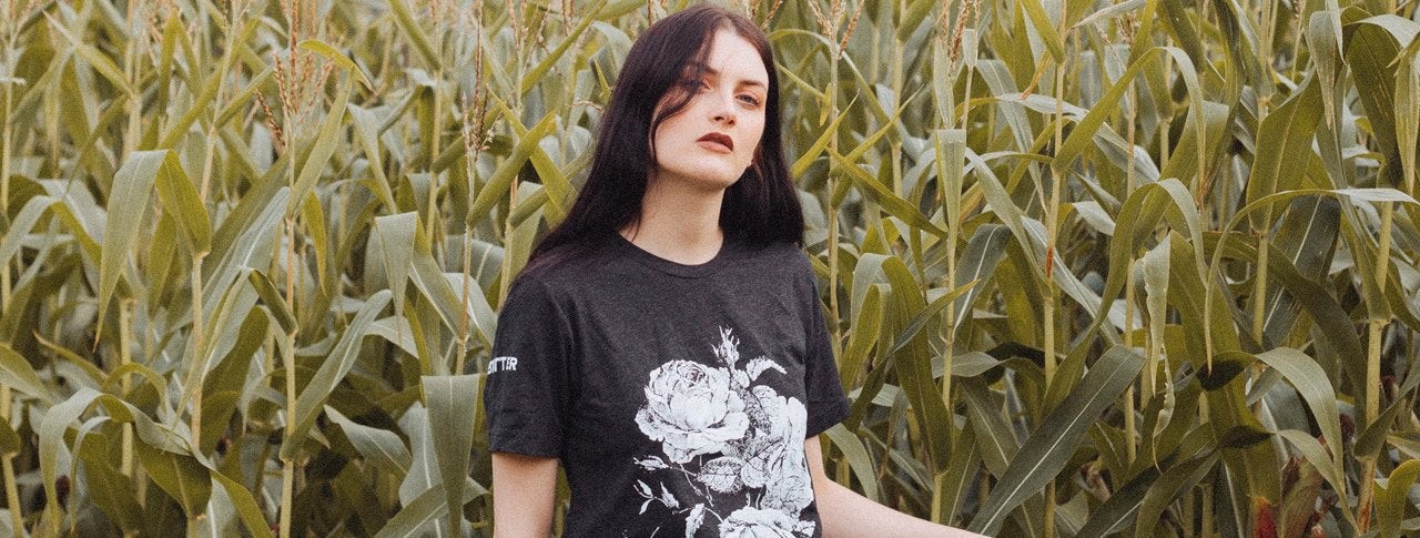 Hallow Collective Bitter Things Tee