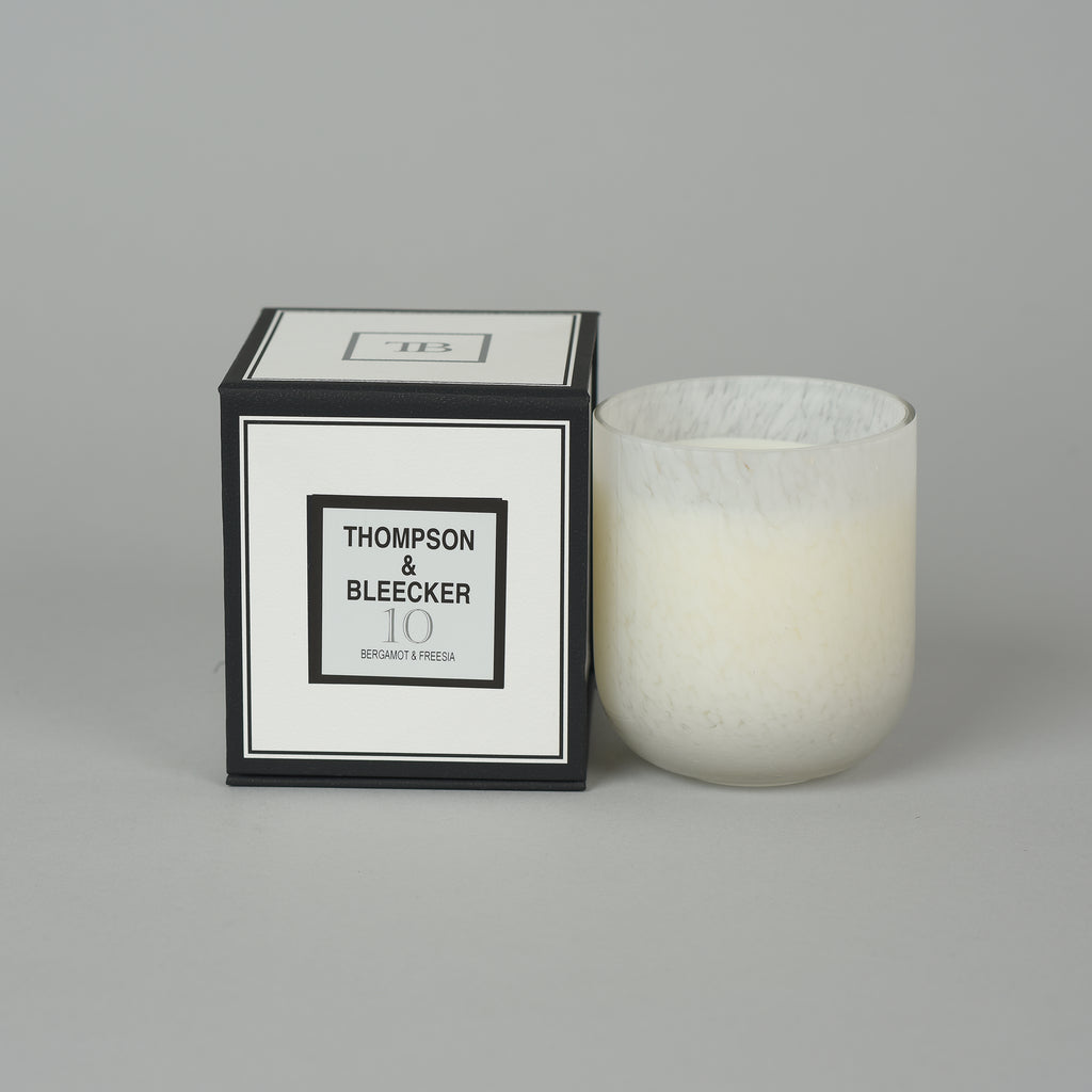 #10 BERGAMOT & FREESIA SINGLE WICK