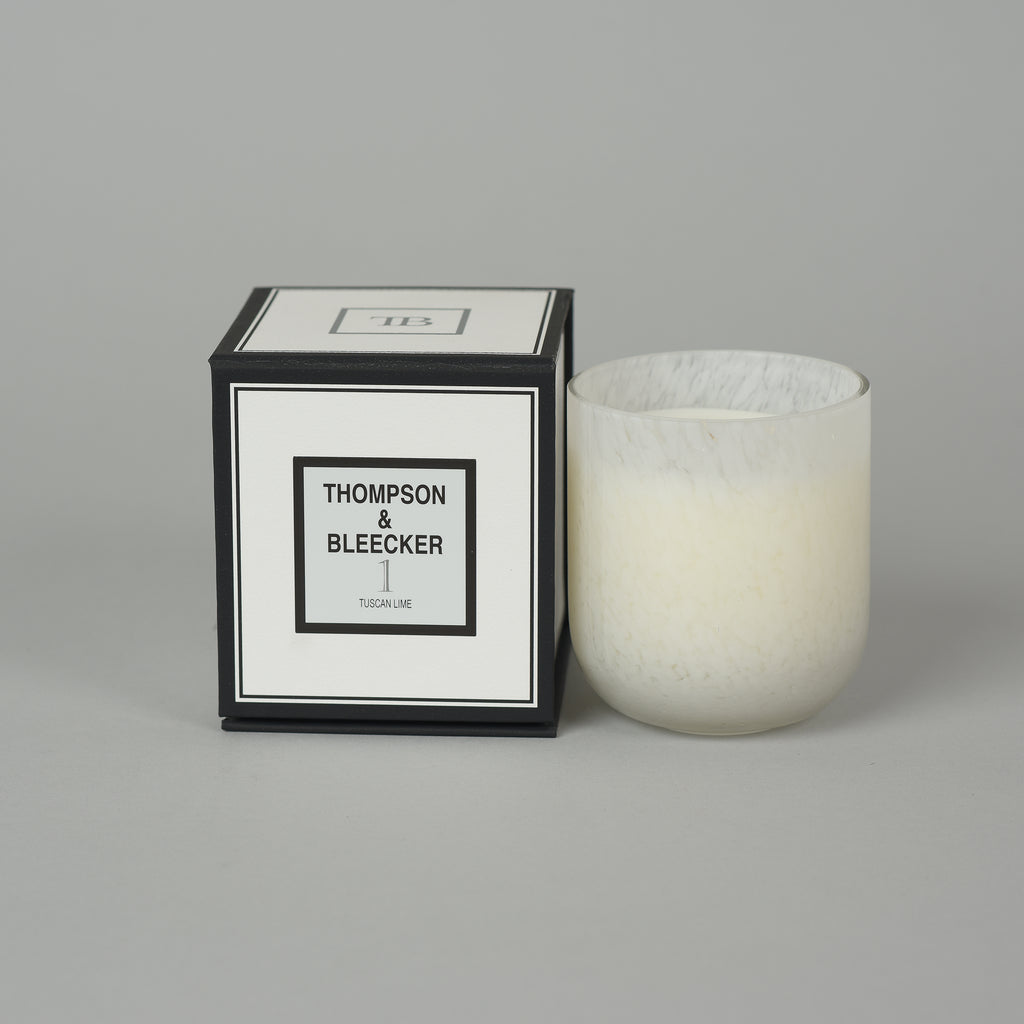 #1 TUSCAN LIME GRAND SINGLE WICK CANDLE