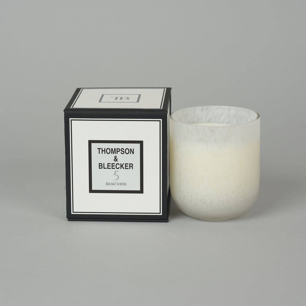 #5 SEA SALT & MOSS GRAND SINGLE WICK CANDLE