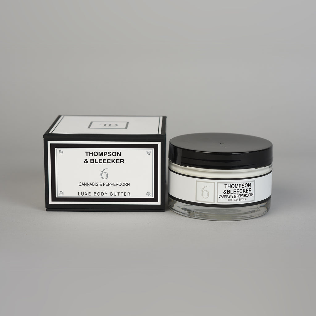 #6 CANNABIS PEPPERCORN LUXE BODY BUTTER