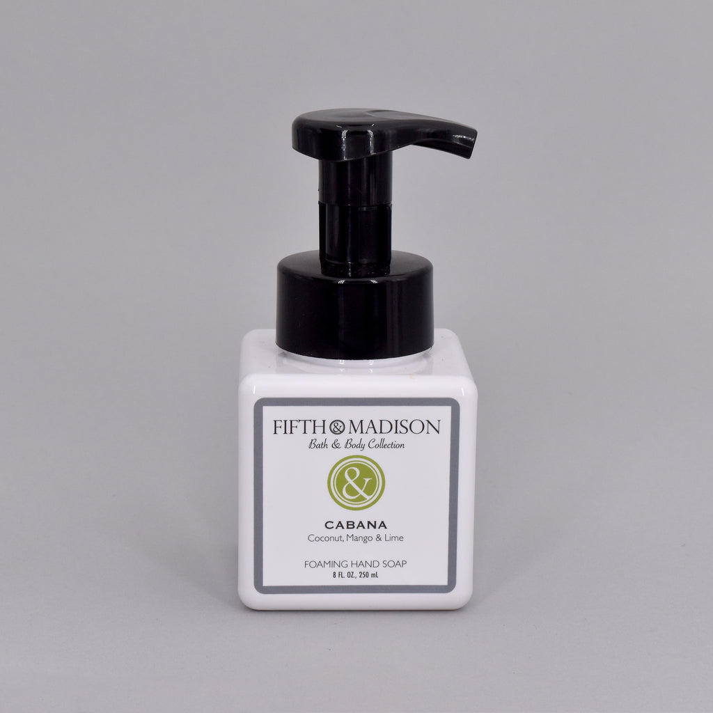 CABANA FOAMING HAND SOAP