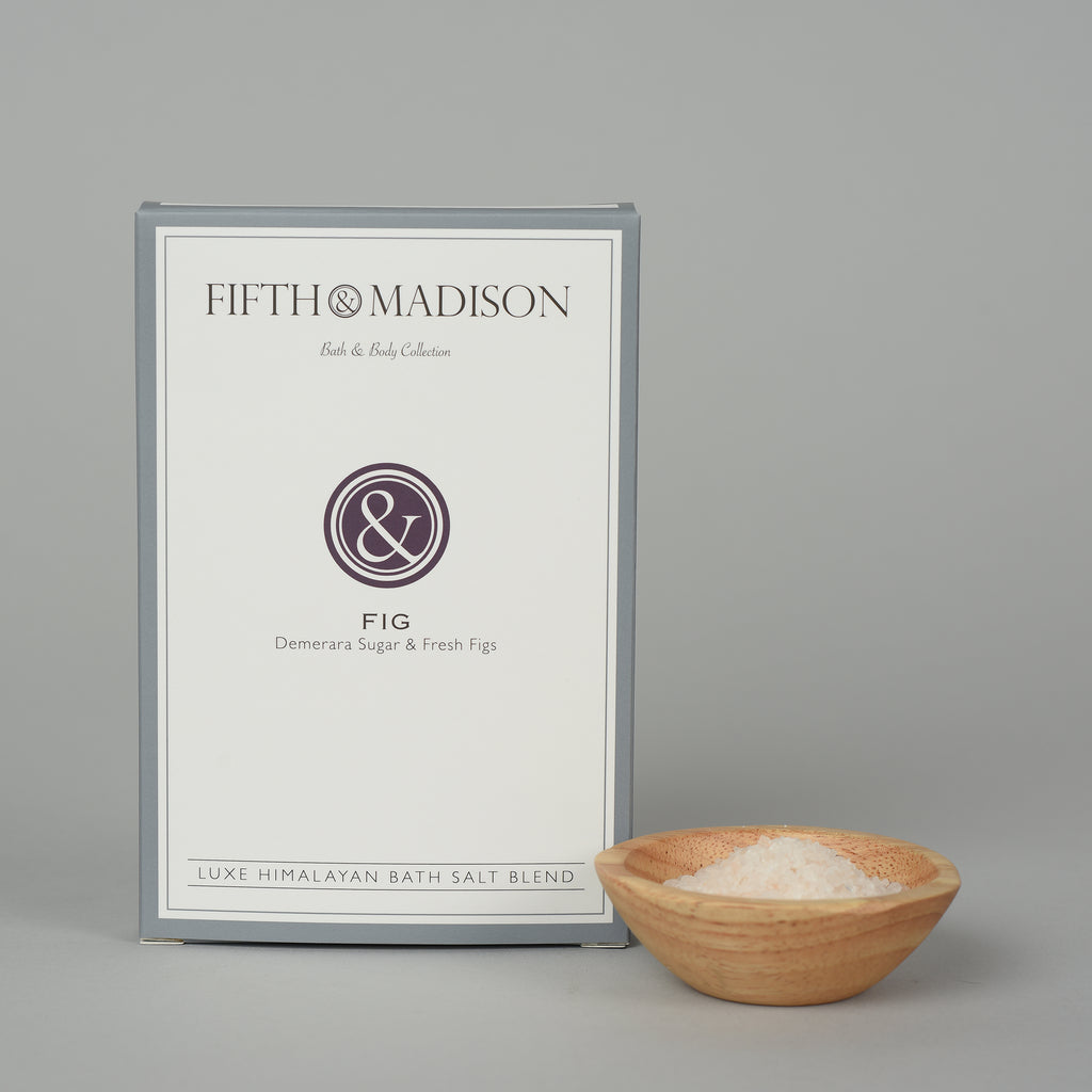 FIG LUXE BATH SALT ENVELOPE