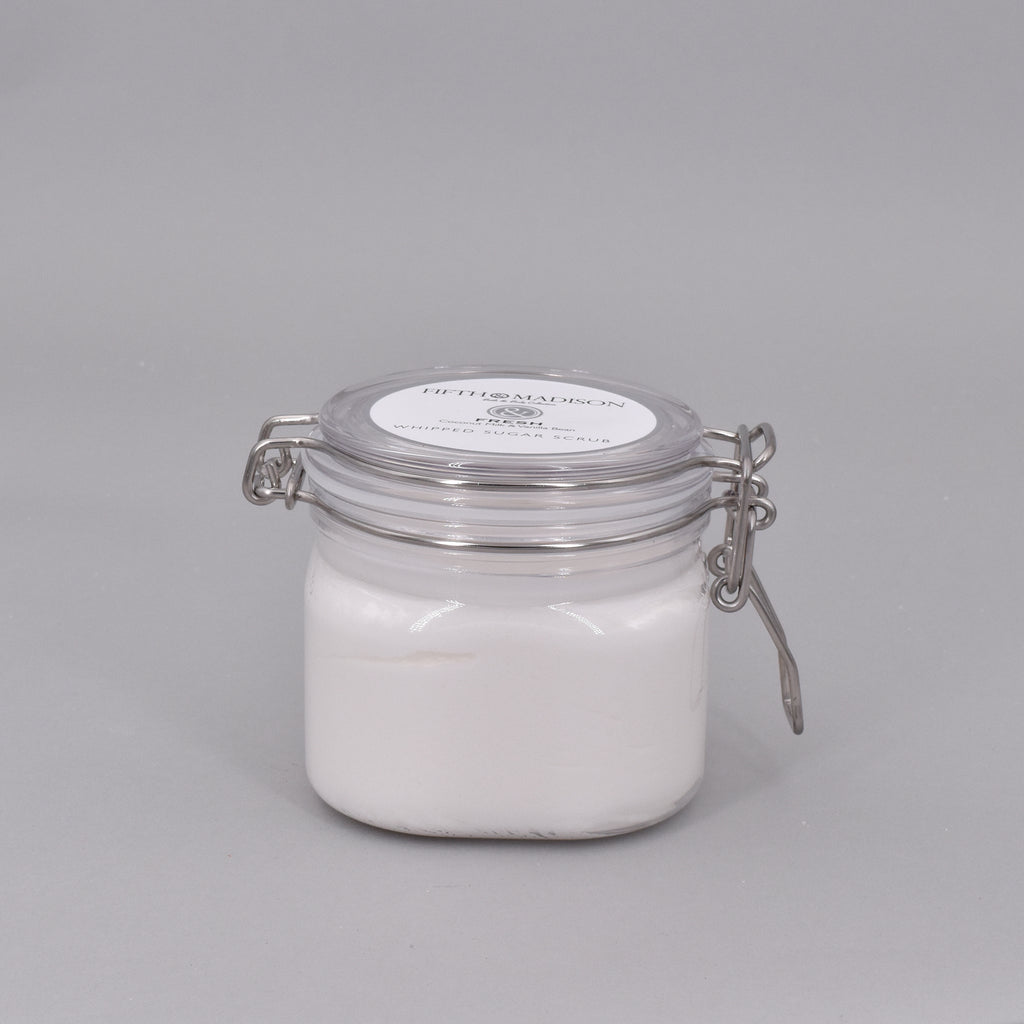 FRESH WHIPPED SUGAR SCRUB