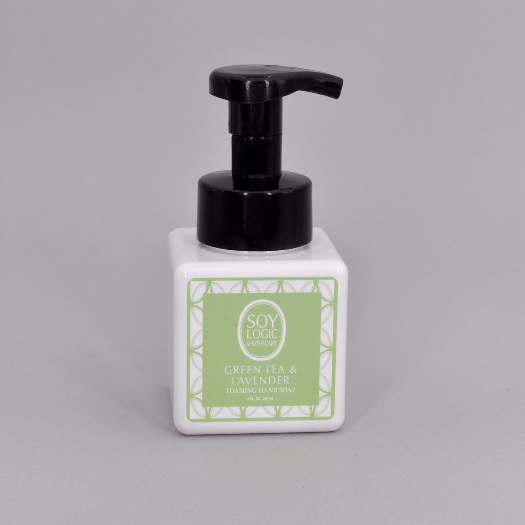 GREEN TEA & LAVENDER FOAMING HAND SOAP