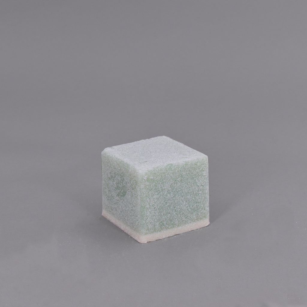 GREEN TEA & LAVENDER SUGAR CUBE
