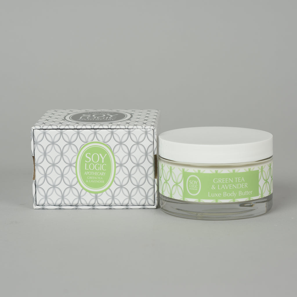 GREEN TEA & LAVENDER LUXE BODY BUTTER