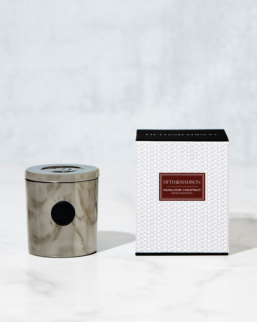 HEIRLOOM CHESTNUT GREENWICH SINGLE WICK