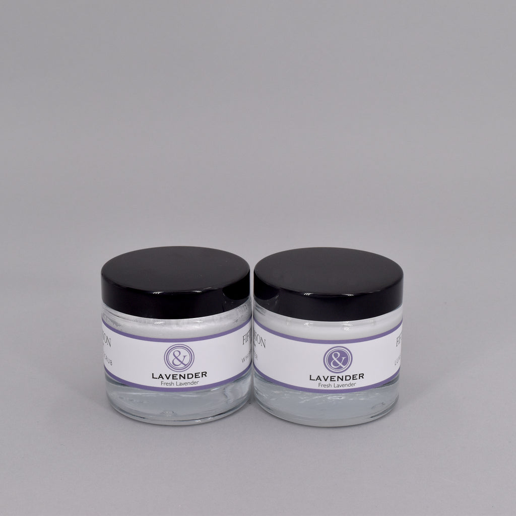 LAVENDER MINI BODY BUTTER + SUGAR SCRUB SET