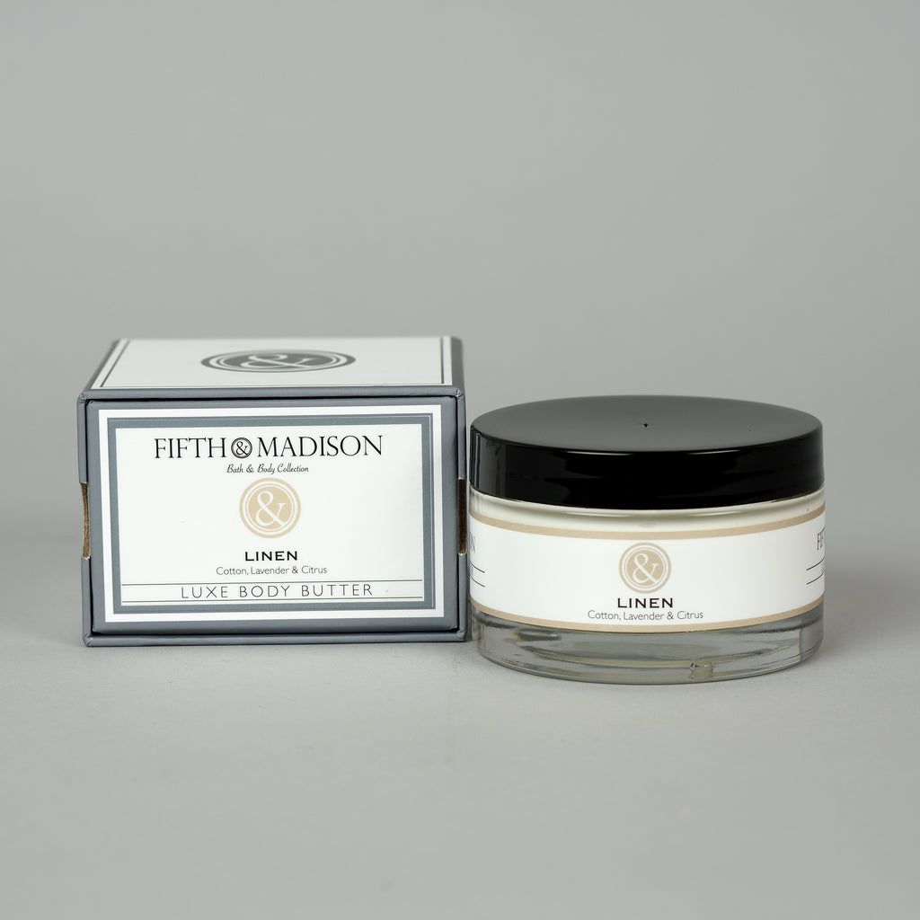 LINEN LUXE BODY BUTTER