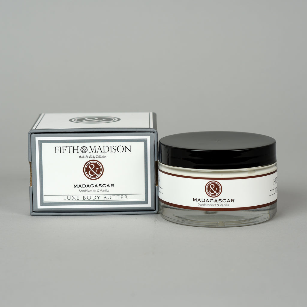 MADAGASCAR LUXE BODY BUTTER