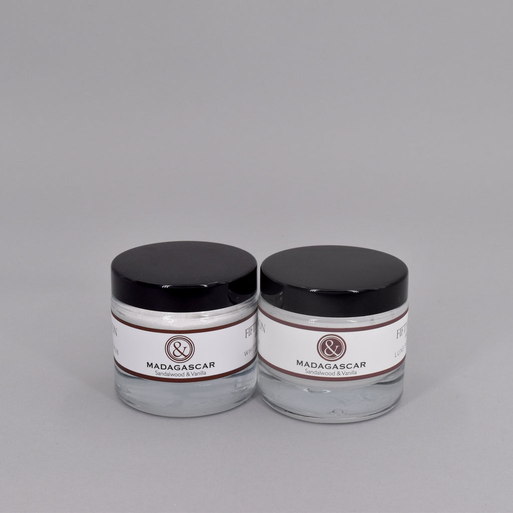 MADAGASCAR MINI BODY BUTTER + SUGAR SCRUB SET