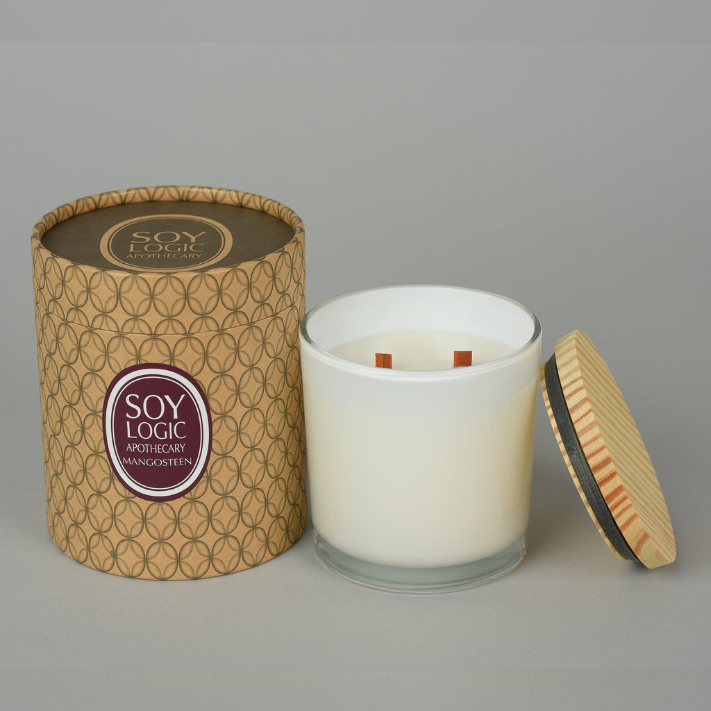 Mangosteen Double Wood Wick