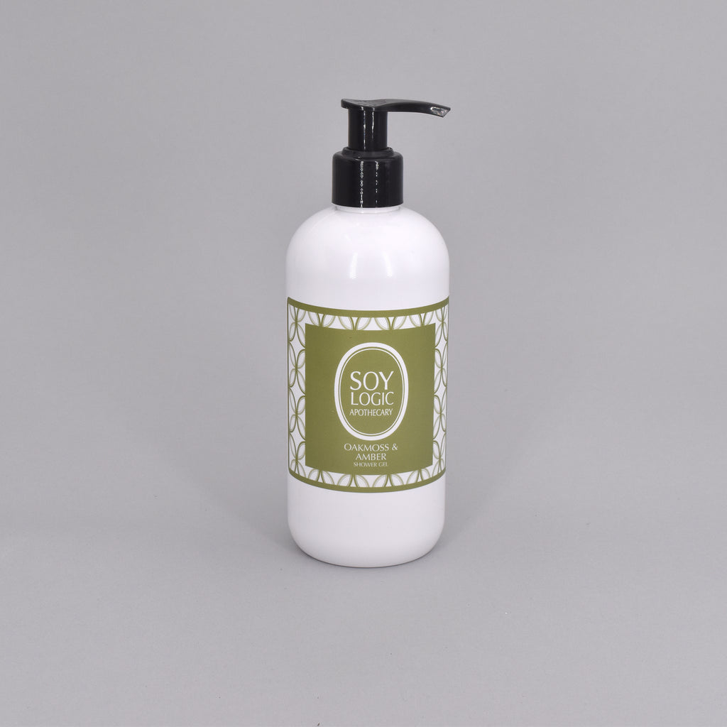 OAKMOSS & AMBER SHOWER GEL