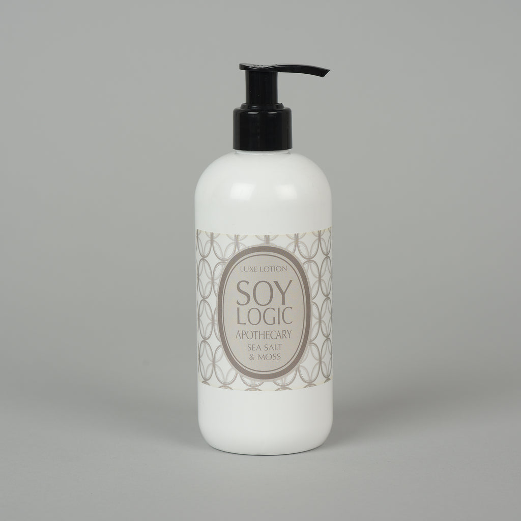 Sea Salt & Moss Lotion