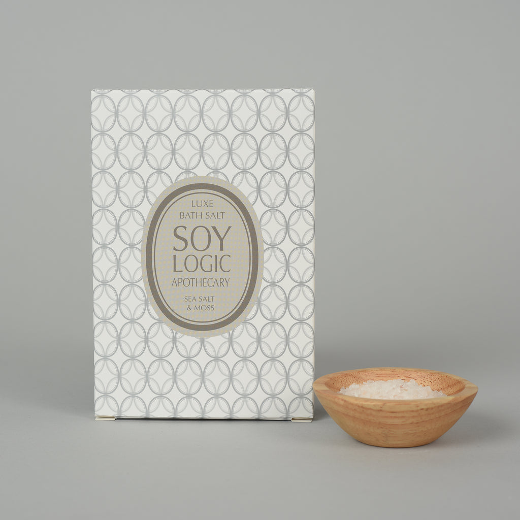 Sea Salt & Moss Bath Salt Envelope
