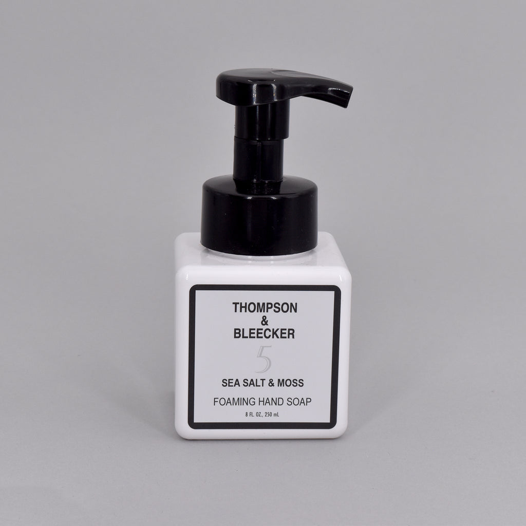 #5 SEA SALT & MOSS FOAMING HAND SOAP