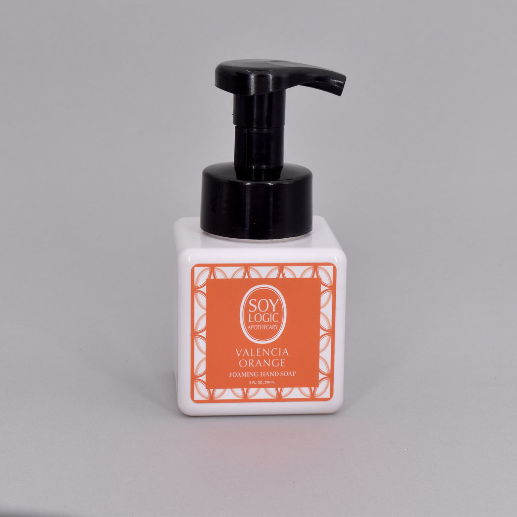 VALENCIA ORANGE FOAMING HAND SOAP