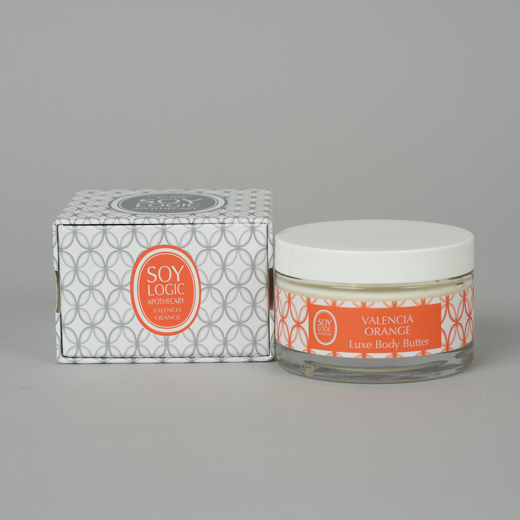 VALENCIA ORANGE LUXE BODY BUTTER