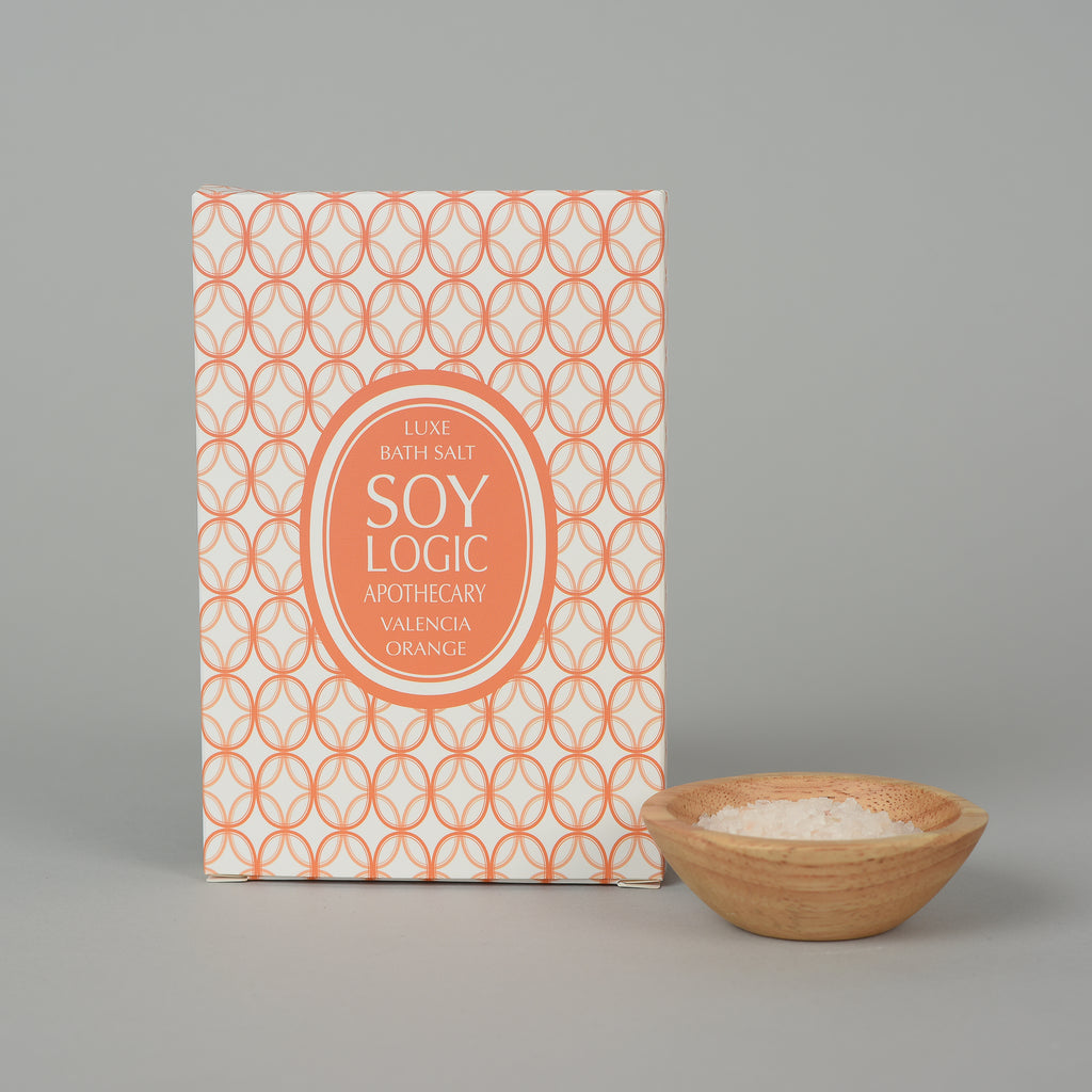 Valencia Orange Bath Salt Envelope