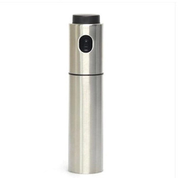 Stainless Steel Spray Oil Bottle