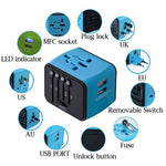 Adaptiner - Universal Travel USB Power Adapter