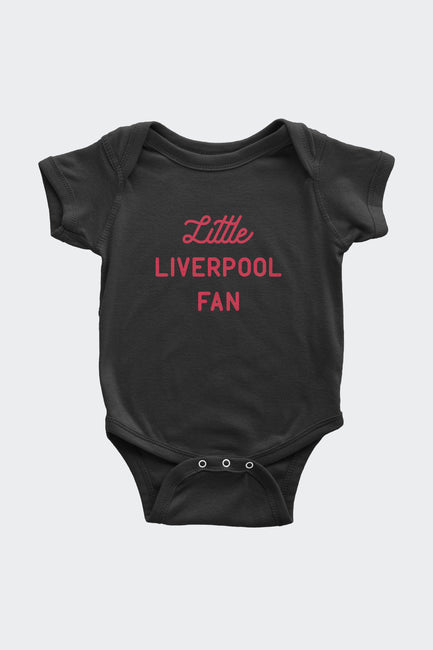 Little Liverpool Fan Infant Bodysuit