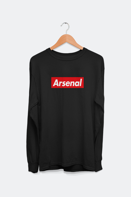 Arsenal Men's Long Sleeve T-Shirt