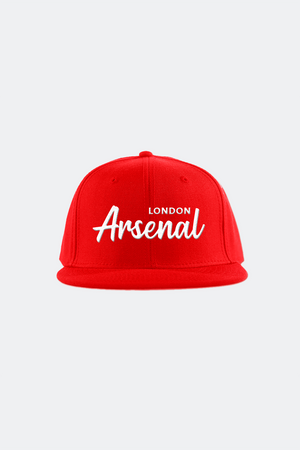 Arsenal FC Striker Edition Snapback Hat