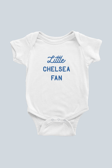 Little Chelsea Fan Infant Bodysuit