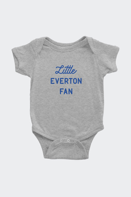 Little Everton Fan Infant Bodysuit