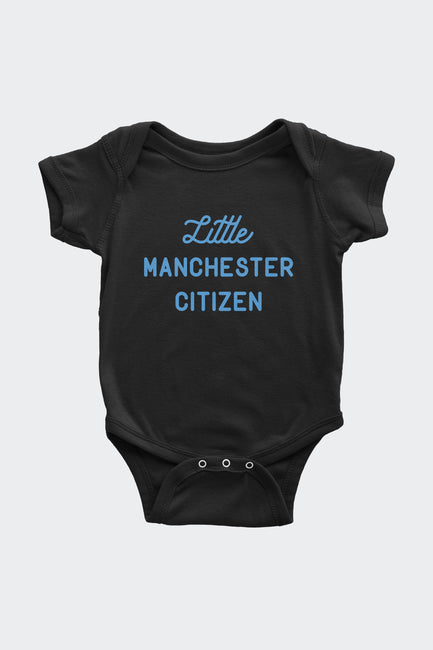 Little Manchester Citizen Infant Bodysuit