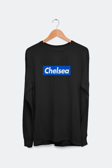 Chelsea Men's Long Sleeve T-Shirt