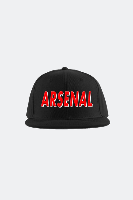 Arsenal FC Retro Snapback Hat