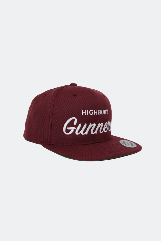 cce321f5 Arsenal FC Snapback Hat Highbury Gunners Classic Collection ...