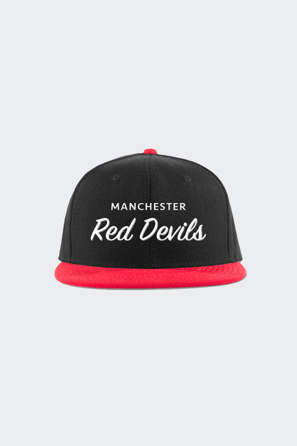 Manchester United Red Devils Snapback Hat