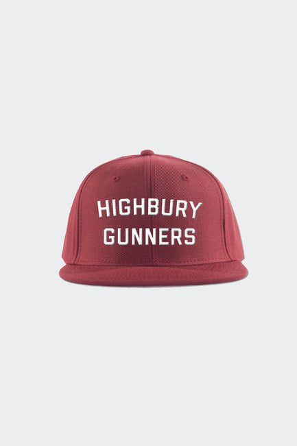 Highbury Gunners Snapback Hat - Arsenal FC Throwback