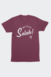 We've Got Salah Liverpool FC Inspired T-Shirt