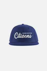 Manchester City FC Citizens Striker Edition Snapback Hat