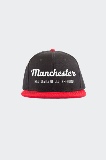 Manchester United Red Devils Original Snapback Hat